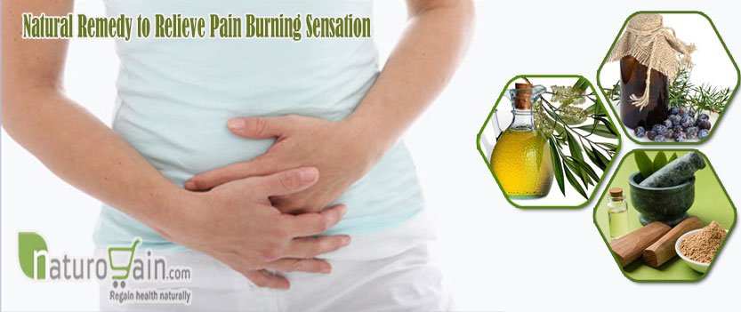 Natural Remedy to Relieve Pain Buring Sensation
