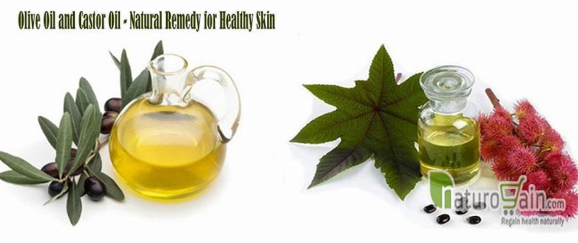 Olive Oil and Castor Oil