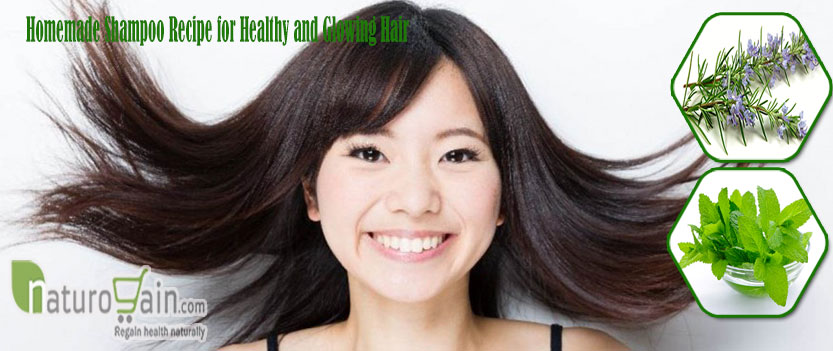 Recipe for Healthy and Glowing Hair