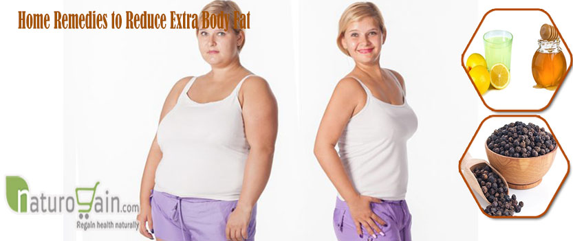 Remedies to Reduce Extra Body Fat