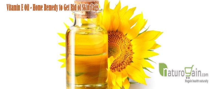 Vitamin E Oil