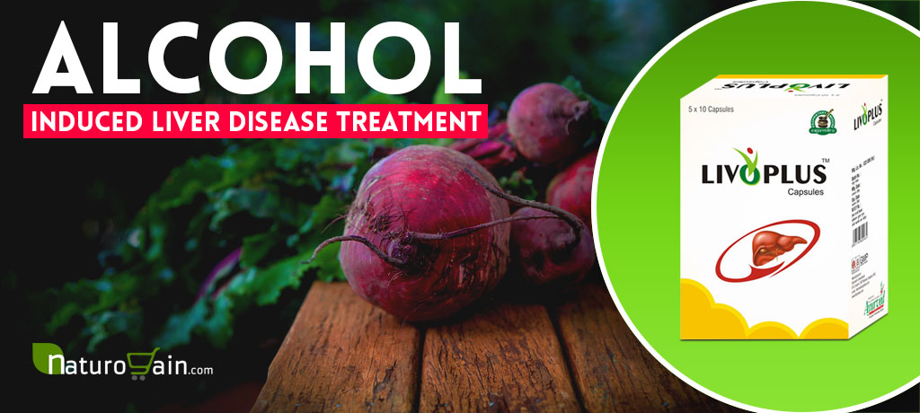 Herbal Remedies for Alcohol-Induced Liver