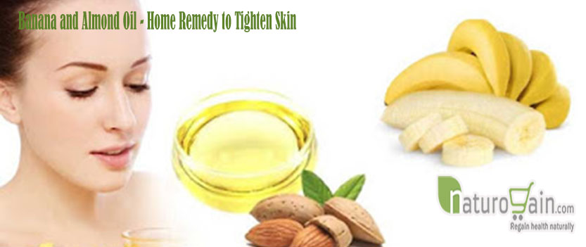 Banana and Almond Oil