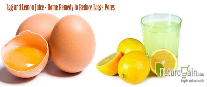 Egg and Lemon Juice