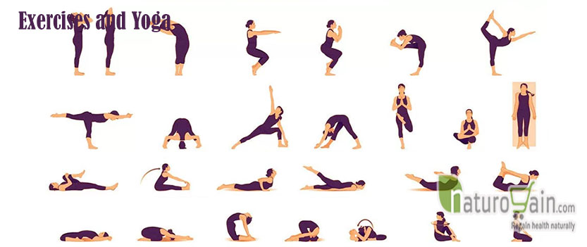 Exercises and Yoga