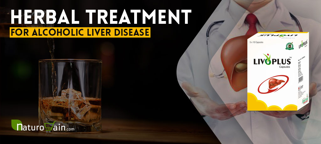 Herbal Treatment for Alcoholic Liver Disease