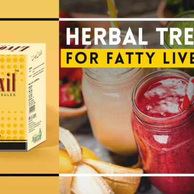 Herbal Treatment for Fatty Liver Disease