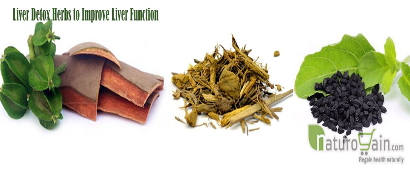 Liver Detox Herbs to Improve Liver Function
