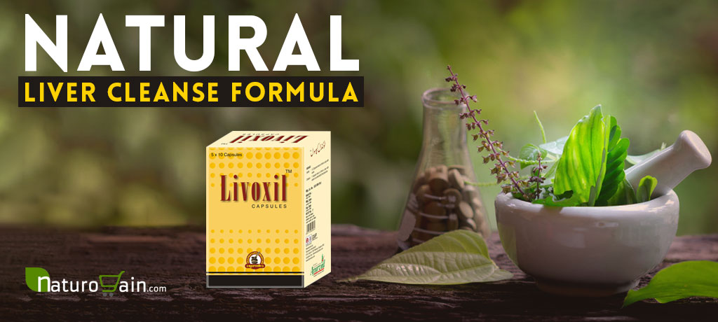 Natural Liver Cleanse Formula