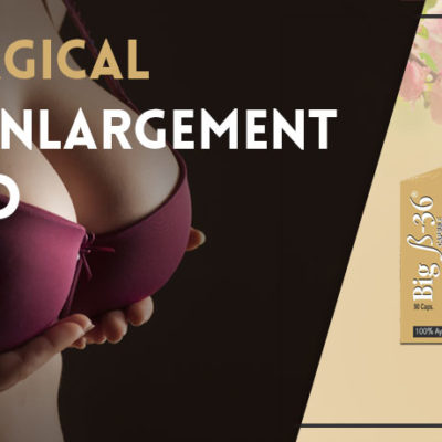 Non Surgical Breast Enlargement Methods