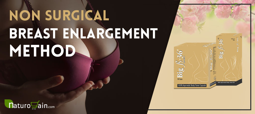 Non Surgical Breast Enlargement