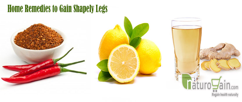 Remedies to Gain Shapely Legs