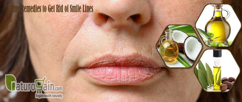 Remedies to Get Rid of Smile Lines