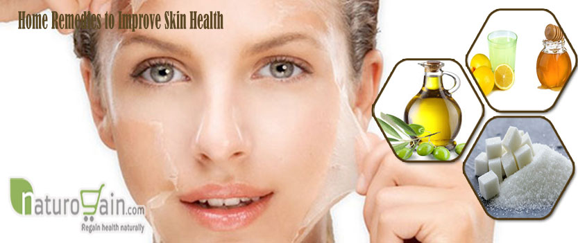 Remedies to Improve Skin Health