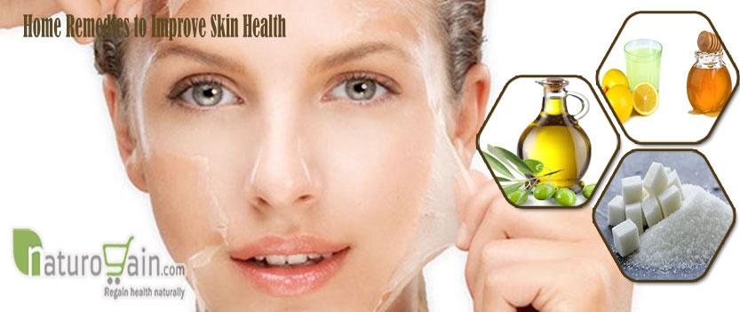 Remedies to Improve Skin Health
