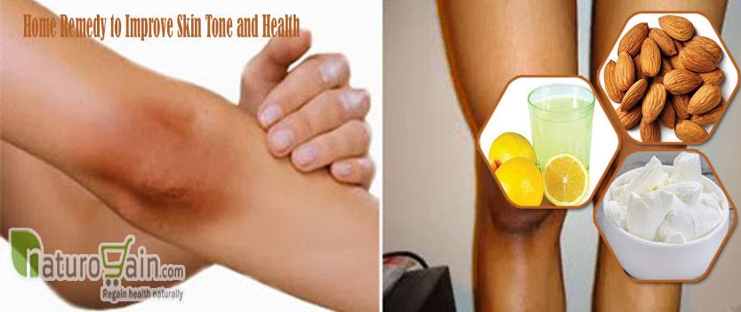 Remedy to Improve Skin Tone and Health