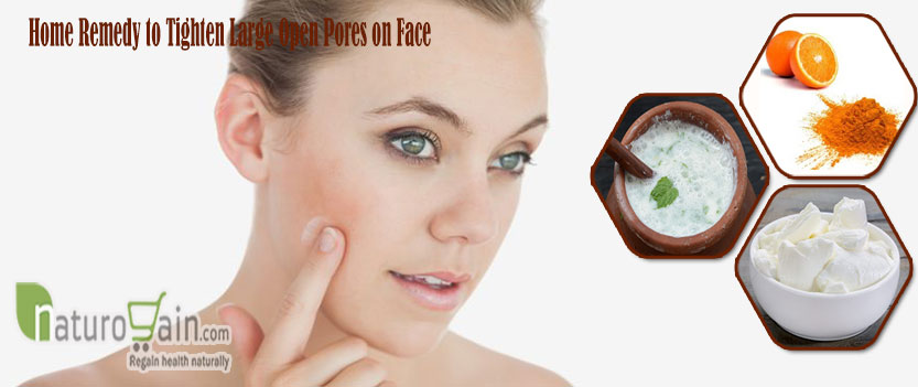 Remedy to Tighten Large Open Pores