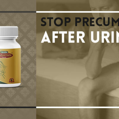 Stop Precum Leakage After Urination