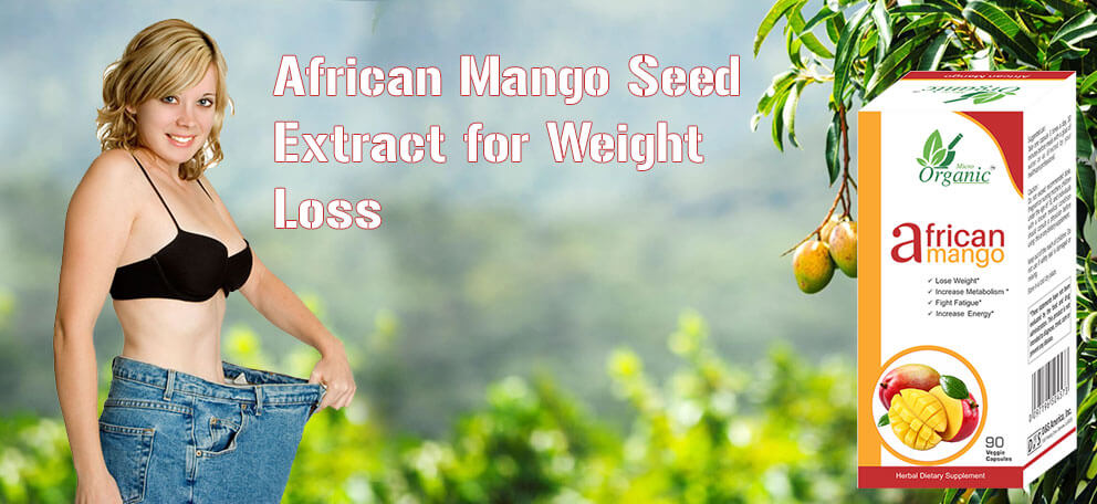 African Mango Pills for Weight Loss
