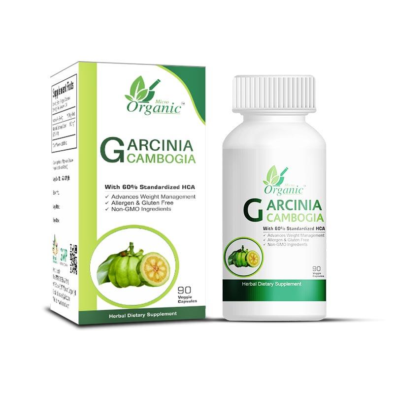 Garcinia Cambogia Extract Pills