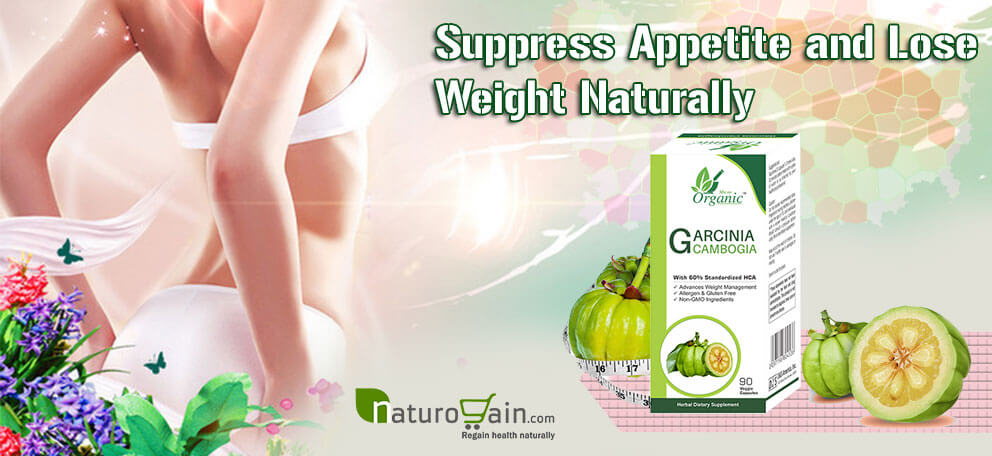 Garcinia Cambogia Appetite Suppressant Pills