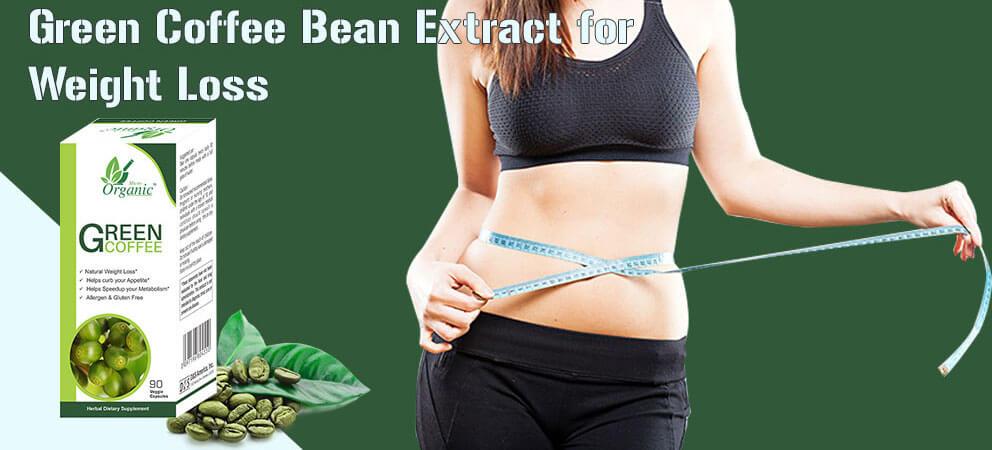 Green Coffee Bean Pills for Weight Loss