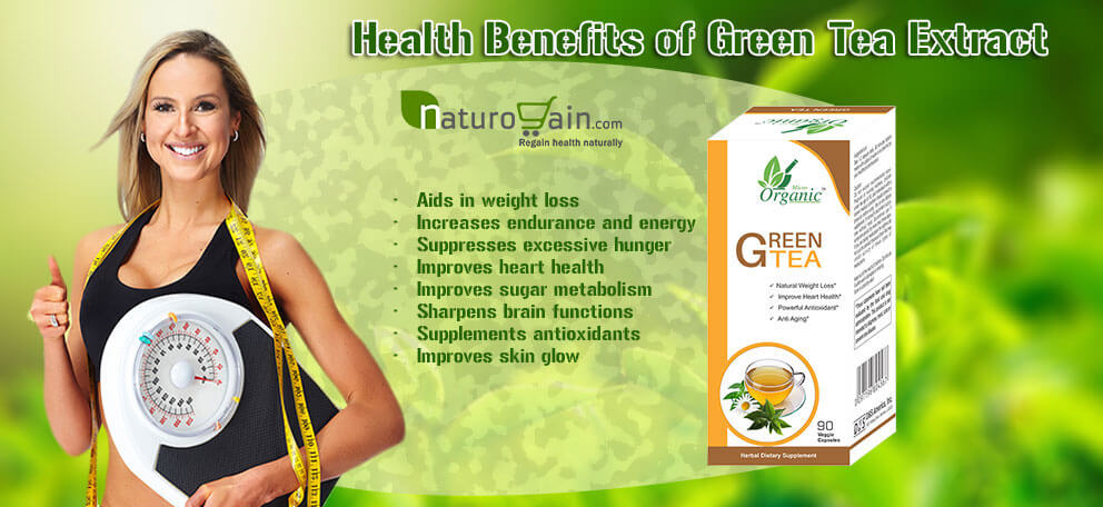 Green Tea Extract for Weight Loss