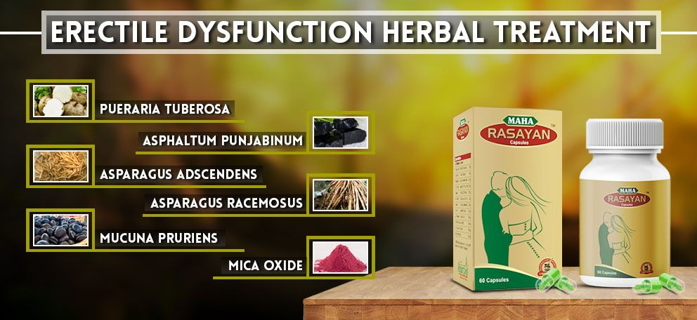Herbs for ED Treatment