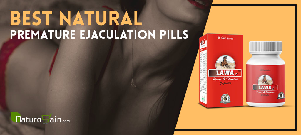 Best Natural Premature Ejaculation Pills