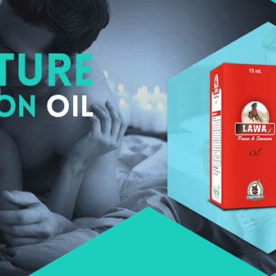 Best Premature Ejaculation Oil