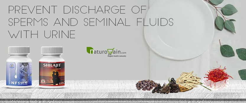 Herbs to Prevent Seminal Fluids Discharge with Urine