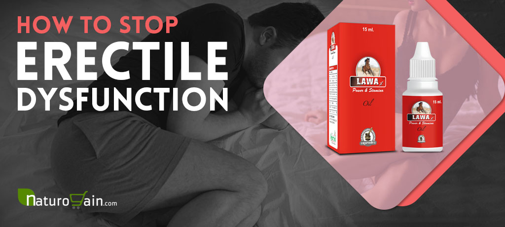 How to Stop Erectile Dysfunction
