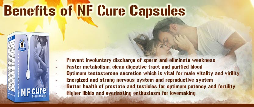 Benefits of NF Cure Capsules
