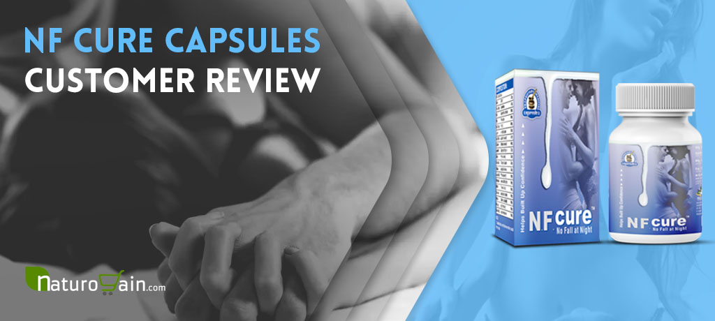 NF Cure Capsules Customer Review