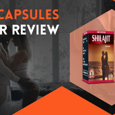 Shilajit Capsules Customer Review