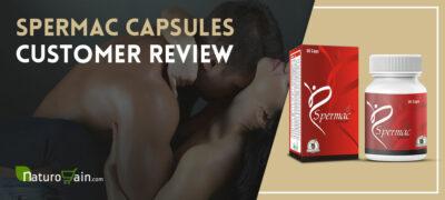Spermac Capsules Customer Review