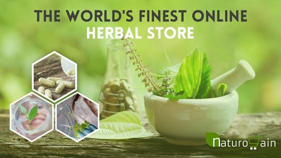 Online Herbal Store NaturoGain
