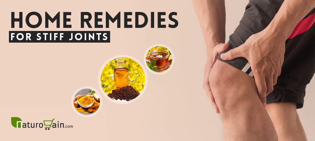 Home Remedies for Stiff Joints