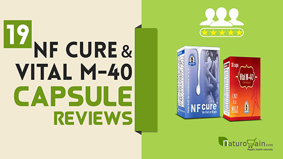 NF Cure and Vital M-40 Video