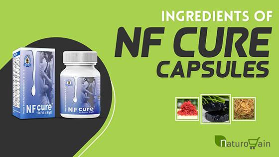 Ingredients of NF Cure