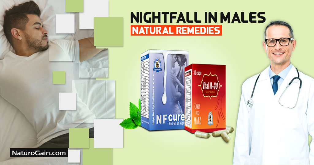 How to Stop Frequent Nightfall in Males