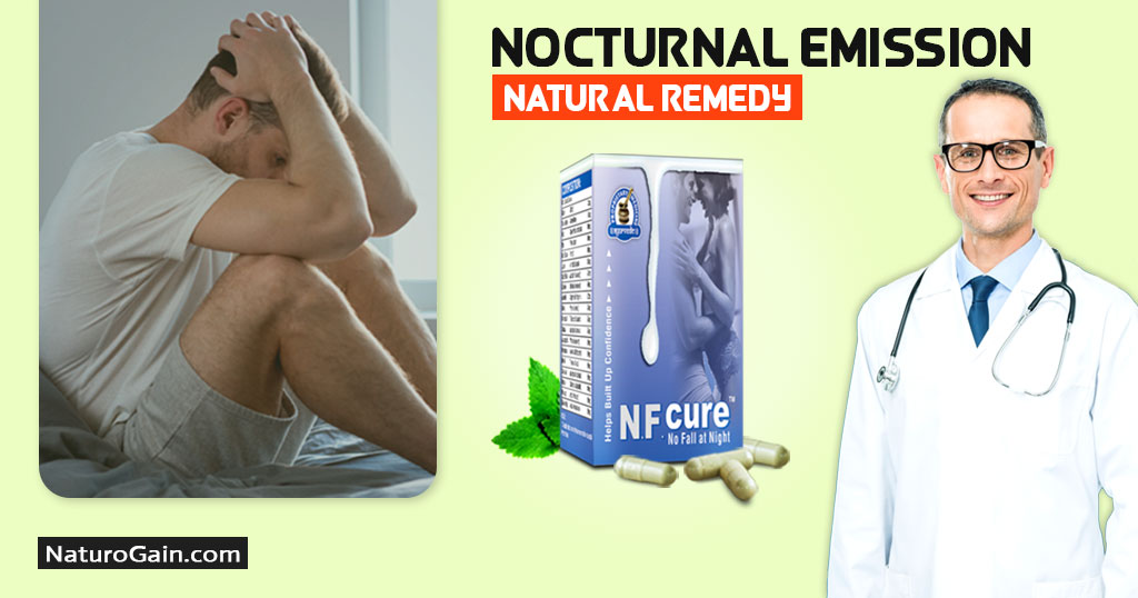 Stop Nocturnal Emissions Naturally in Males
