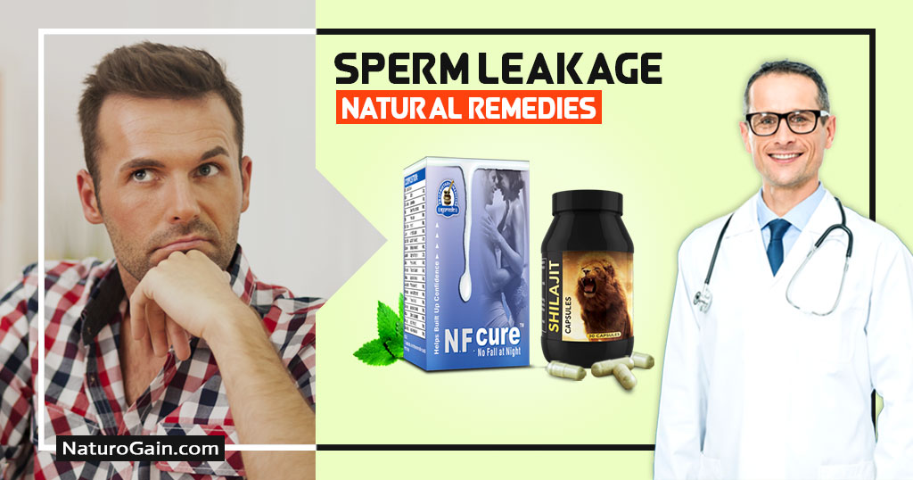 How to Stop Sperm Leakage in Urine
