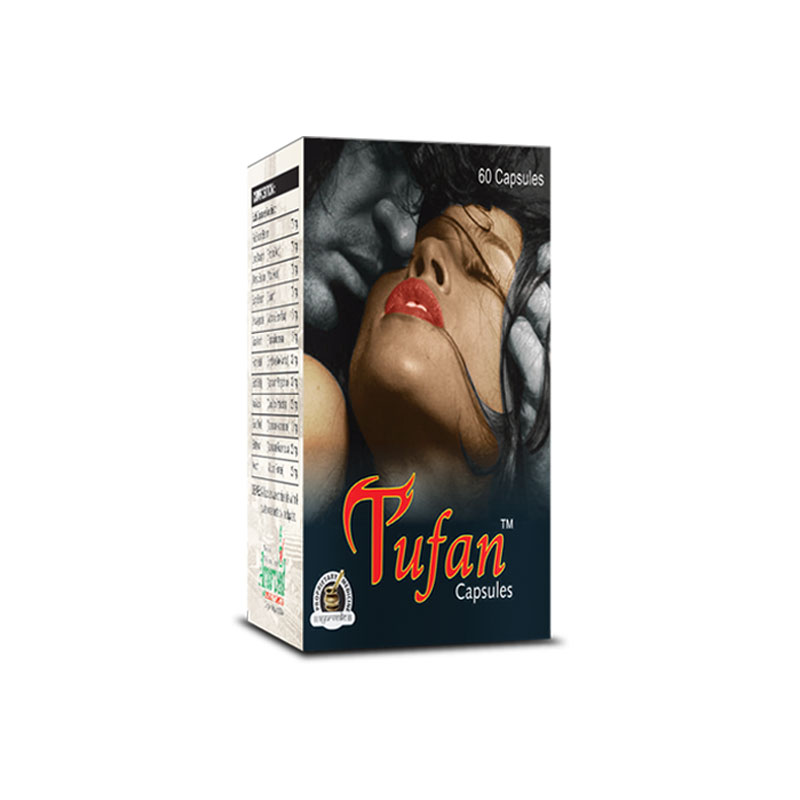 Buy Tufan Capsules for Male Impotence